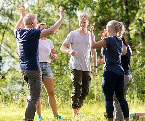 Hvad er teambuilding