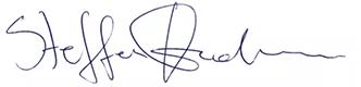 underskrift steffen
